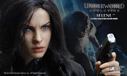 Underworld - Evolution: Blue Eyed Selene 1:6 Scale Parts Set