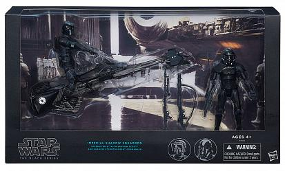 Star Wars Black Series Actionfiguren 15 cm Imperial Shadow Squad