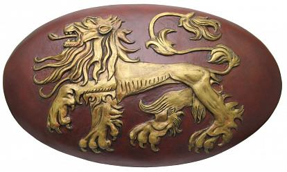 Game of Thrones Replik 1/1 Lannister Schild