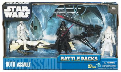 Star Wars Hoth Assault