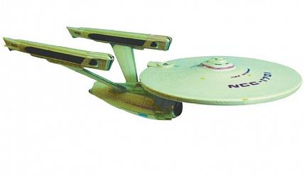 Star Trek Wrath of Khan USS Enterprise NCC-1701 16""