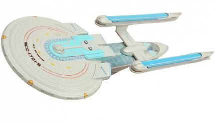 Star Trek Generations USS Enterprise NCC-1701-B 16