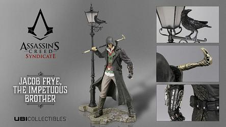 Assassin´s Creed Syndicate PVC Statue Jacob Frye 22 cm