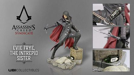 Assassin´s Creed Syndicate PVC Statue Evie Frye 22 cm