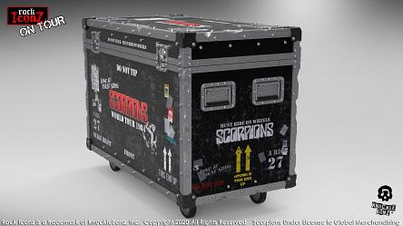 Rock Iconz on Tour: Scorpions - Road Case