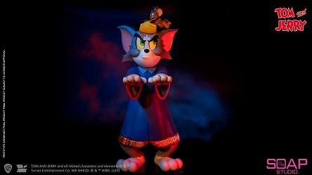 Tom and Jerry: Tom and Jerry Chinese Vampire 24 inch PVC Statue
