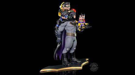DC Comics: Batman Family - Q-master Diorama Limited Edition