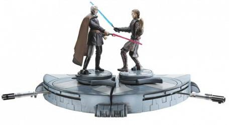 Anakin Skywalker vs. Count Dooku