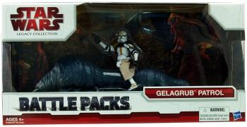 Star Wars Battle Pack Gelagrub Patrol