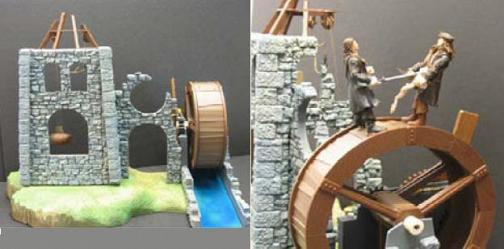 Pirates of the Caribbean 2 Isla Cruces Playset