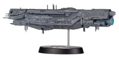 Halo: UNSC Infinity 9 inch Replica
