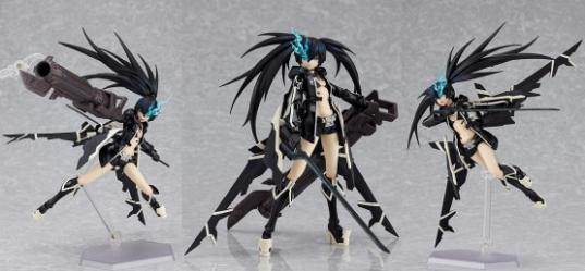 Max Factory - Figma #116 - Black Rock Shooter THE GAME