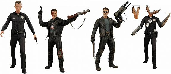 Cult Classics: Terminator 2 Series 3 T-800 Battle Across Time