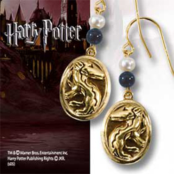 Harry Potter - Hogwarts House Earrings - Hufflepuff