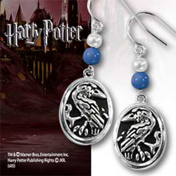 Harry Potter - Hogwarts House Earrings - Ravenclaw