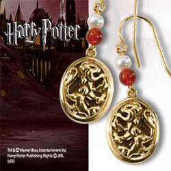 Harry Potter - Hogwarts House Earrings - Gryffindor
