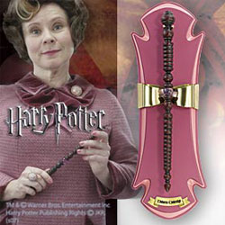 Harry Potter Zauberstab Dolores Umbridge 36cm