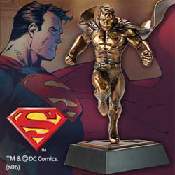 Superman Bronze Statue 25cm