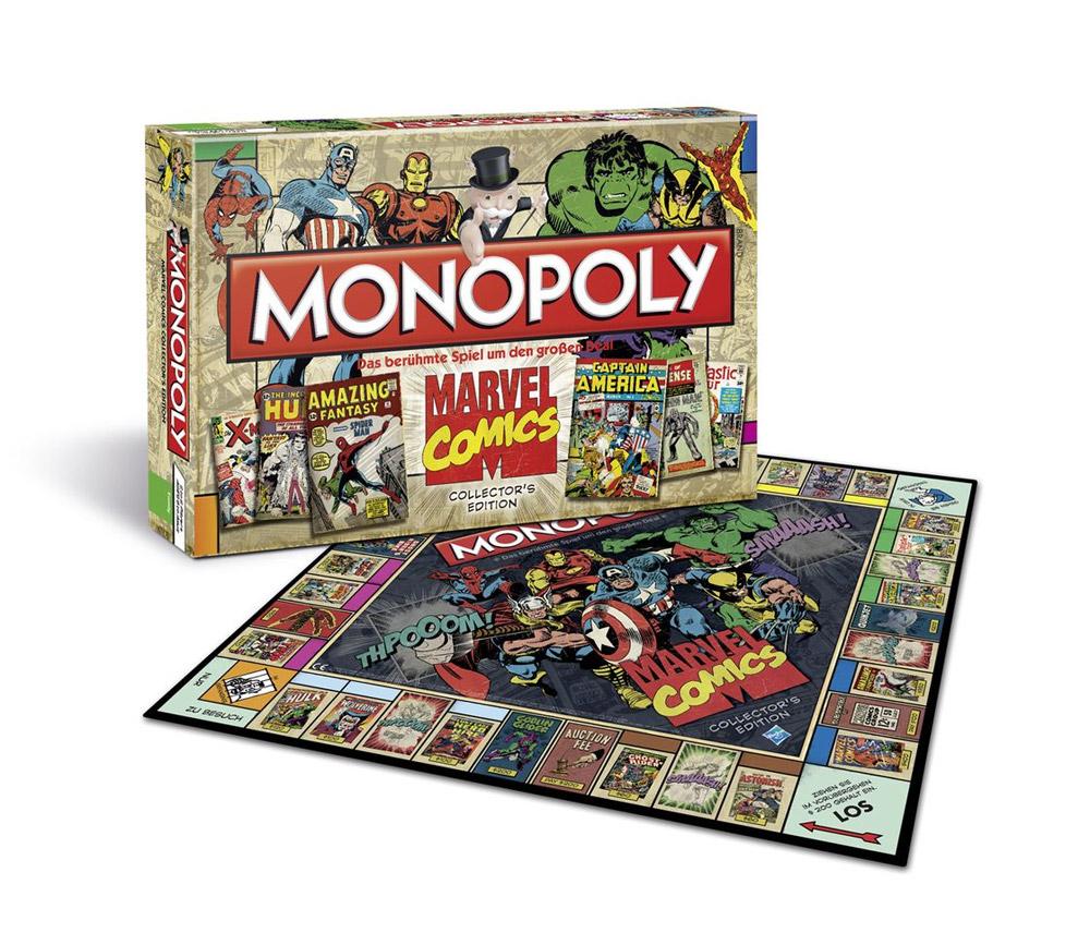 Lord Of The Rings//Herr der Ringe Monopoly Brettspiel Englische Sprache